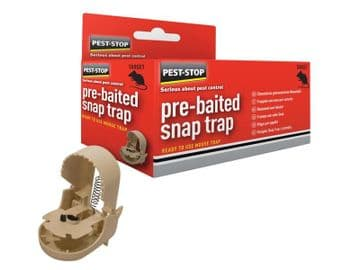 Snap Mouse Trap (Single Blister)